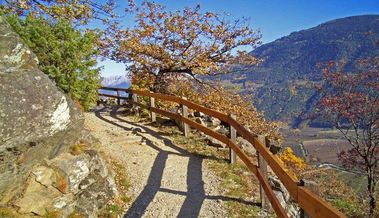 Escursione sul sentiero panoramico del Monte Sole, Foto: AT, © Peer