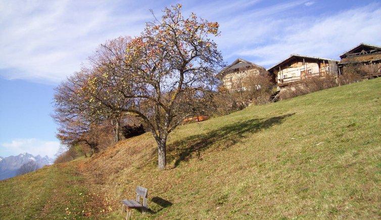Escursione da Verano a St. Ulrich, Foto: AT, © Peer