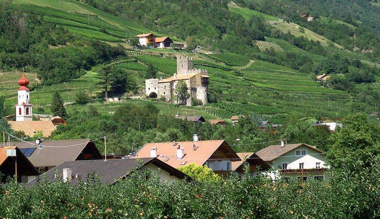 Naturno village - Naturno near Merano, South Tyrol, Italy