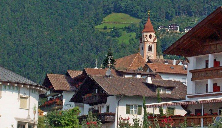 Dorf Tirol, Foto: AT, © Peer