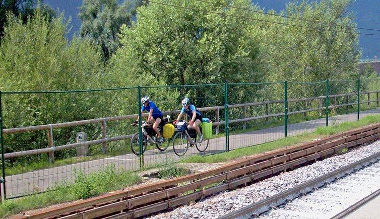 Pista ciclabile della Val d'Adige, Foto: AT; © Peer