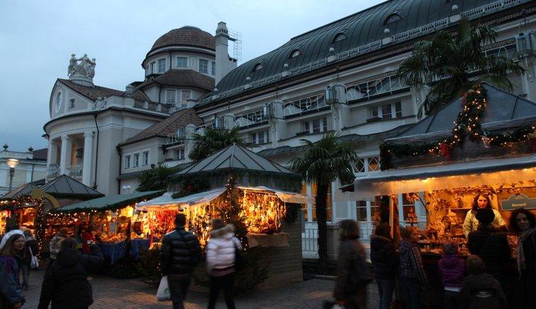 Weihnachtsmarkt, Foto: EMS, © Peer