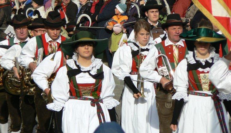Brauchtum & Kultur, Musikkapelle 2010
